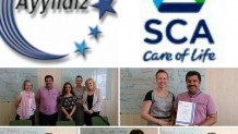 """SCA Hijyen Ürünleri """"Practises of Letter Credit By Ucp 600"""" Eğitim Programı"""