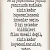 Heyecan…