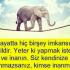 İnanmak…